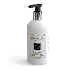 Hand & Body Lotion - Black Vetyver Café