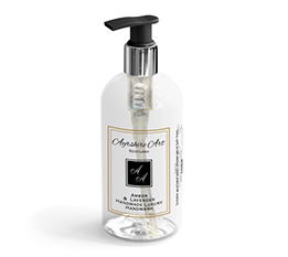 Hand & Body Wash - Amber & Lavender
