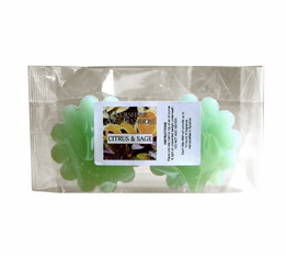 Wax Melts (pack of 2) - Citrus & Sage
