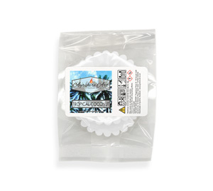 Wax Melts (pack of 2) - Tropical Coconut