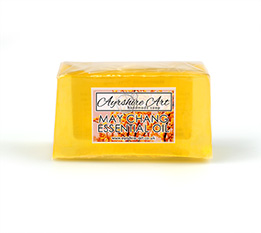 May Chang (Litsea Cubeba) Essential Oil Soap Slice