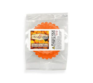 Wax Melts (pack of 2) - Oranges & Cream