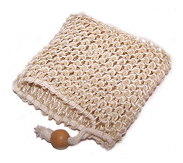 Natural Sisal Soap Bag & Exfoliator
