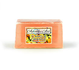 Ylang & Orange Shampoo Bar